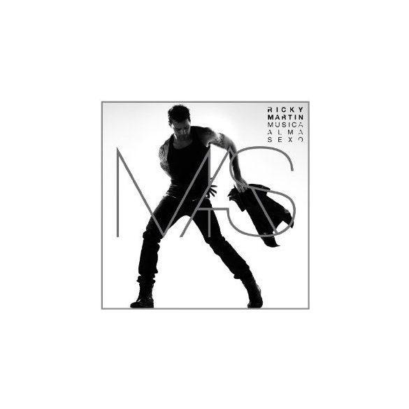 RICKY MARTIN - Musica Alma Sexo CD