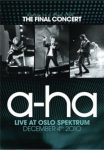 A-HA - Ending On High Note The Final Concert DVD