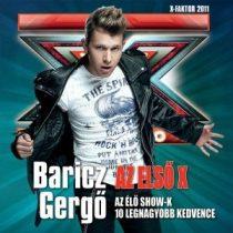 BARICZ GERGŐ - Az Első X CD