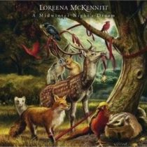 LOREENA MCKENNITT - A Midwinter Night CD