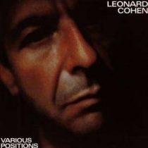 LEONARD COHEN - Various Positions CD