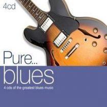 VÁLOGATÁS - Pure…Blues / 4cd / CD