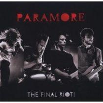 PARAMORE - Final Riot /cd+dvd/ CD