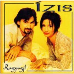 ÍZIS - Ragyogj CD