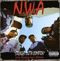 N.W.A - Straight Outta Compton CD