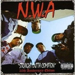 N.W.A - Straight Outta Compton CD