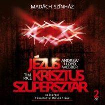 a41ecb185d MUSICAL ROCKOPERA - Jézus Krisztus Szupersztár 2010 Madách színház / 2cd /  CD