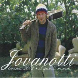 JOVANOTTI - Lorenzo 2002 Il Quinto Mondo CD