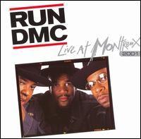 RUN DMC - Live At Montreux CD