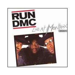 RUN DMC - Live At Montreux CD