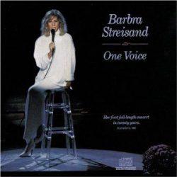 BARBRA STREISAND - One Voice CD
