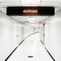 MOBY - Destroyed CD