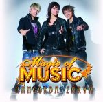 MAGIC OF MUSIC - Hangokba Zárva CD