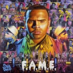 CHRIS BROWN - FAME CD