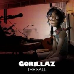 GORILLAZ - The Fall CD