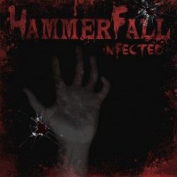 HAMMERFALL - Infected /limited cd+dvd digipack/ / CD