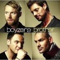 BOYZONE - Brother CD