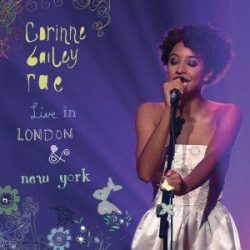 CORINNE BAILEY RAE - Live In London & New York /cd+dvd/ CD