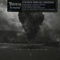 TRIVIUM - In Waves /cd+dvd/ CD