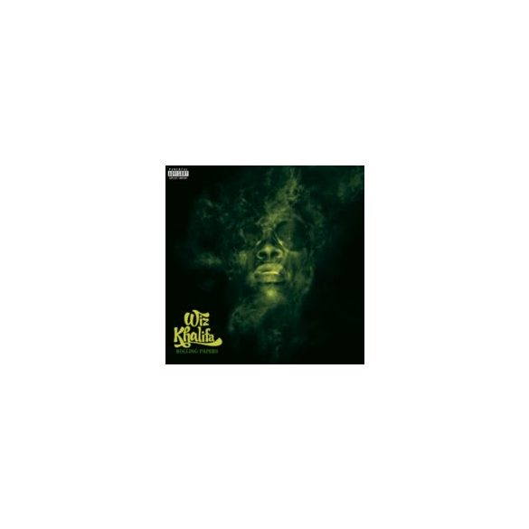 WIZ KHALIFA - Rolling Papers CD