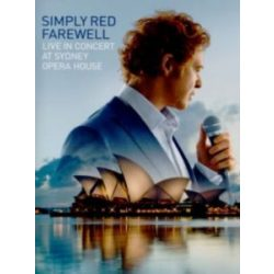SIMPLY RED - Farewell Live At Sydney DVD