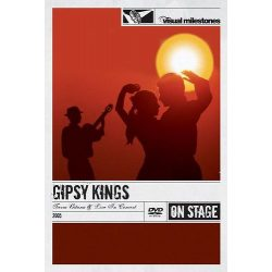 GIPSY KINGS - Tierra Gitana & Live In Concert DVD