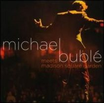MICHAEL BUBLE - Michael Buble Meets Madison Square Garden live /cd+dvd/ CD