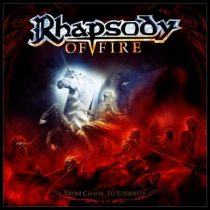 RHAPSODY OF FIRE - From Chaos To Eternity CD