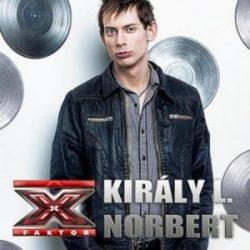 KIRÁLY L. NORBI - A Második X CD
