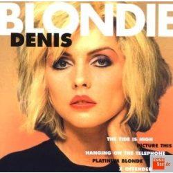 BLONDIE - Denis CD