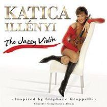ILLÉNYI KATICA - Jazzy Violin CD