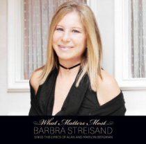 BARBRA STREISAND - What Matters Most /ee/ CD