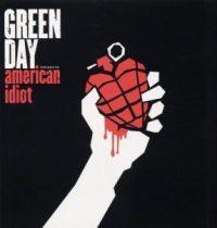 GREEN DAY - American Idiot / vinyl bakelit / LP