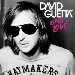 DAVID GUETTA - One Love / limitált színes vinyl bakelit / 2xLP