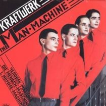 KRAFTWERK - Man Machine / vinyl bakelit / LP