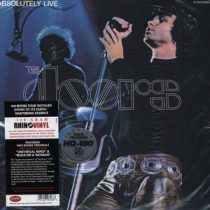 DOORS - Absolutely Live / vinyl bakelit / LP