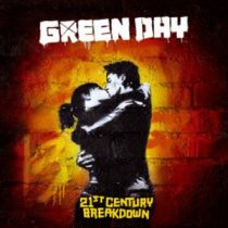 GREEN DAY - 21 Century Breakdown / vinyl bakelit / LP