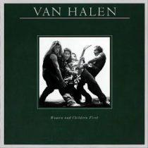 VAN HALEN - Woman And Children First / vinyl bakelit / LP