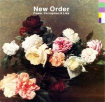 NEW ORDER - Power,Corruption&Lies / vinyl bakelit / LP