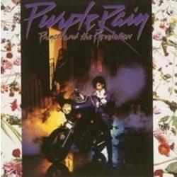 PRINCE - Purple Rain / vinyl bakelit / LP