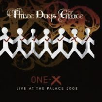 THREE DAYS GRACE - One-X / Live At The Palace /cd+dvd/ CD