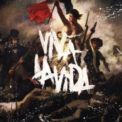 COLDPLAY - Viva La Vida Of Death / vinyl bakelit / LP