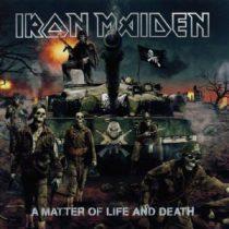 IRON MAIDEN - A Matter Of Life And Death / vinyl bakelit / 2xLP