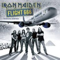 IRON MAIDEN - Flight 666 / vinyl bakelit / 2xLP