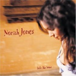 NORAH JONES - Feels Like Home / vinyl bakelit / LP
