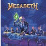 MEGADETH - Rust In Peace / vinyl bakelit / LP