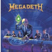 MEGADETH - Rust In Peace / vinyl bakelit / LP