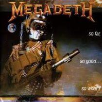 MEGADETH - So Far, So Good, So What? / vinyl bakelit / LP