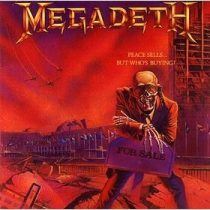 MEGADETH - Peace Sells But Who's Buying / vinyl bakelit / LP