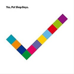 PET SHOP BOYS - Yes / vinyl bakelit / LP